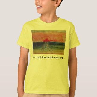 Paintbrush Diplomacy Tshirts