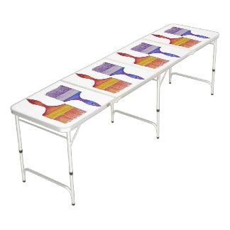 paintbrush folding table
