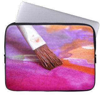 Paintbrush Computer Sleeves