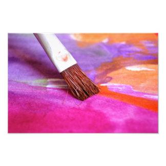Paintbrush Art Photo