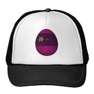 Painted Band Easter Egg Trucker Hat