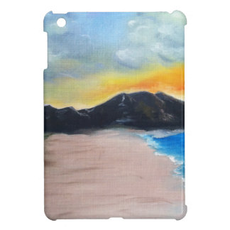Painted Beach Scene iPad Mini Case