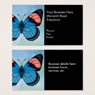 Painted Beauty Butterfly Business Card
