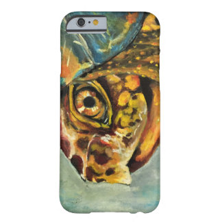 painted box turtle barely there iPhone 6 case
