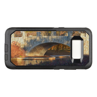 Painted Bridge at Sunset by Shirley Taylor OtterBox Commuter Samsung Galaxy S8 Case
