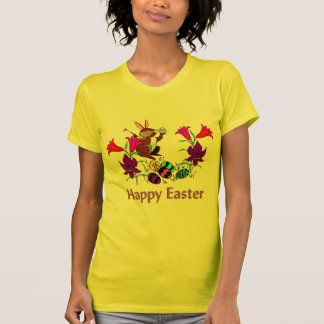 Painted Bunny Eggs Shirt