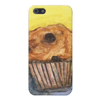 Painted Chocolate Chip Muffin iPhone Case iPhone 5 Covers