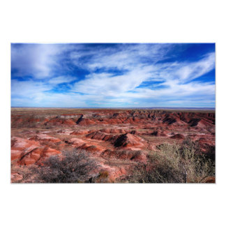 Painted Desert Photo Print