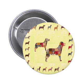 Painted DOGS Gifts Pet KIDS Festival Xmas Diwali Pins