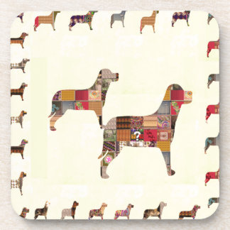Painted DOGS Gifts Pet KIDS Festival Xmas Diwali Drink Coasters