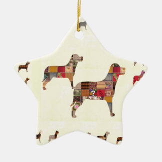 Painted DOGS Gifts Pet KIDS Festival Xmas Diwali Christmas Ornament