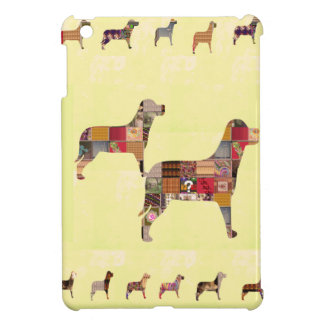 Painted DOGS Gifts Pet KIDS Festival Xmas Diwali Cover For The iPad Mini