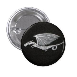 Painted Dragon Badge