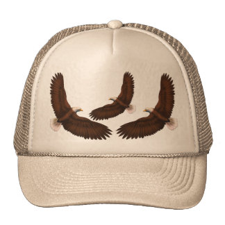 Painted Eagle Trucker Hats