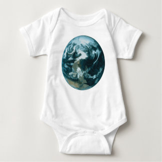 Painted Earth Baby Bodysuit