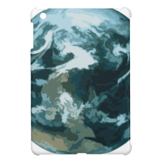 Painted Earth iPad Mini Covers