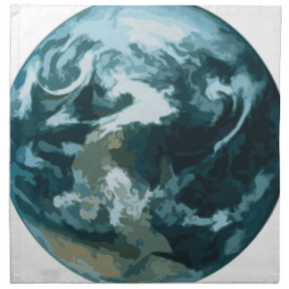 Painted Earth Napkin