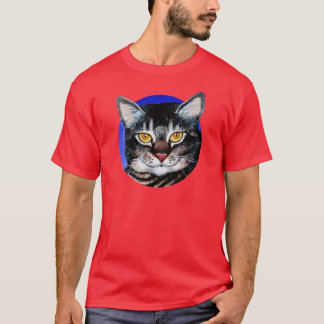 Painted Fat Cat T-Shirt