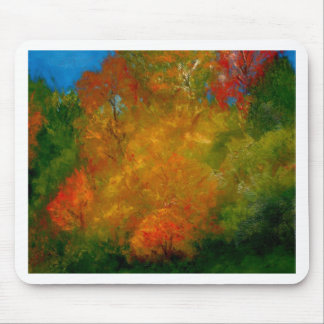 Painted Forest Mouse Pad