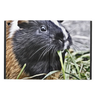 Painted Guinea Pig 3 Cover For iPad Air