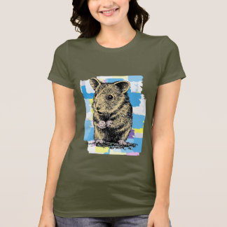 Painted Hamster T-Shirt