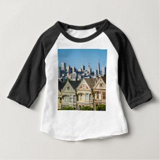 painted ladies san francisco baby T-Shirt