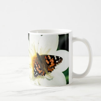 Painted Lady Butterfly (2) Mugs