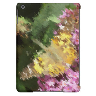 Painted Lady Butterfly Acrylic Effect Cover For iPad Air