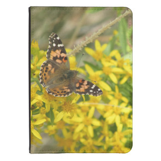 Painted Lady Butterfly Kindle Touch Case