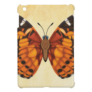 Painted Lady Butterfly Case For The iPad Mini