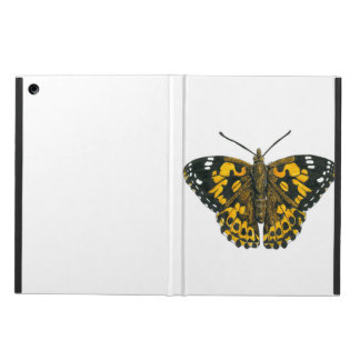 Painted lady butterfly cover for iPad air