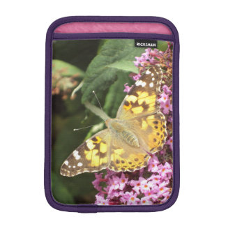 Painted Lady Butterfly, Feminine Sleeve For iPad Mini
