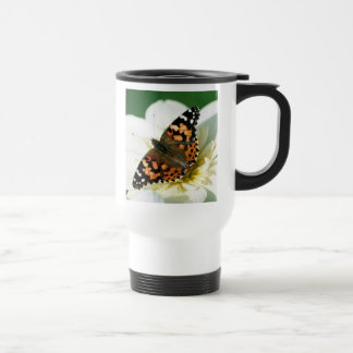 Painted Lady Butterfly Mug