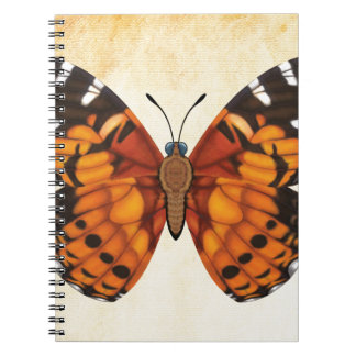 Painted Lady Butterfly Notebook