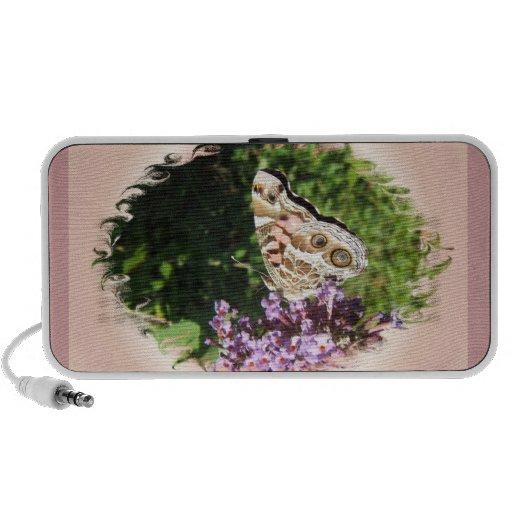 Painted Lady Butterfly ~ speaker
