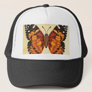 Painted Lady Butterfly Trucker Hat