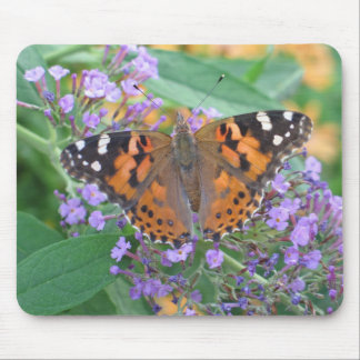 Painted Lady Mouse Pad
