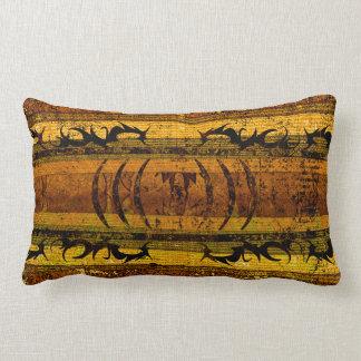 Painted Lady XIV Lumbar Pillow