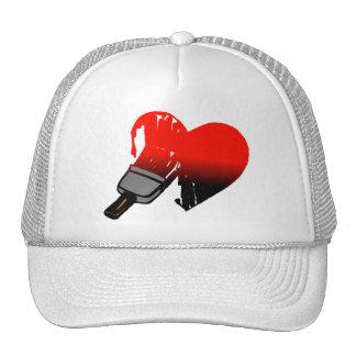 Painted Love Cap