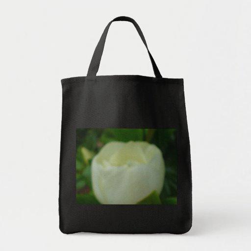 Painted Magnolia Bag