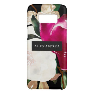 Painted Magnolia Case-Mate Samsung Galaxy S8 Case