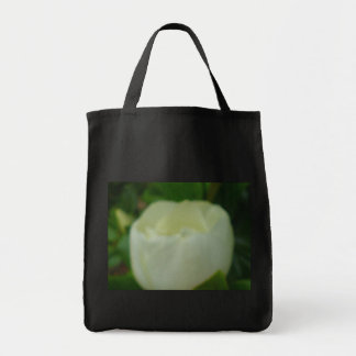Painted Magnolia Grocery Tote Bag