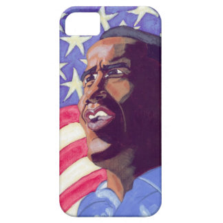 Painted Obama Iphone case Case For iPhone 5/5S