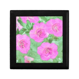 Painted Petunias Gift Box