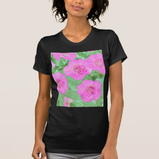 Painted Petunias T-Shirt