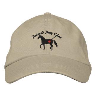 Painted Pony Chat Baseball cap