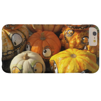 Painted Pumpkins iPhone Case