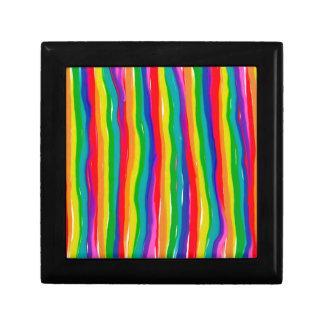 Painted Rainbows Gift Box