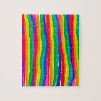 Painted Rainbows Jigsaw Puzzle