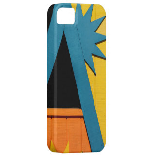 Painted Shapes Case For The iPhone 5